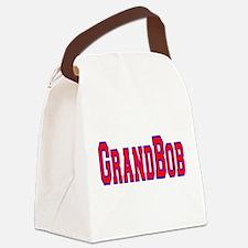 sigg bottle grandbob2.png Canvas Lunch Bag