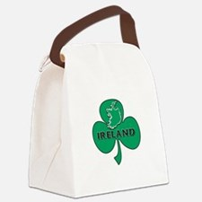 ireland clover copy.png Canvas Lunch Bag