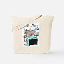 Night Mare Tote Bag