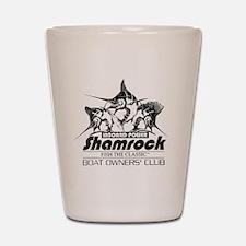 FTC LOGO BLACK Shot Glass