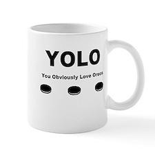You Obviously Love Oreos Mug