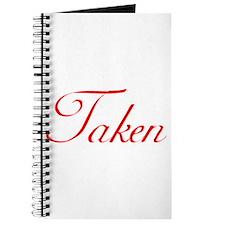 """""""TAKEN"""" Journal"""