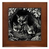 Fox Framed Tiles