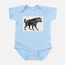 Vintage Hyena Infant Bodysuit