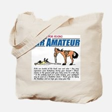 Air Amateur Tote Bag