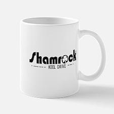 SHAMROCK LOGO 1 BLACK Mug
