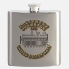 Navy - Rate - EO Flask