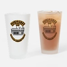 Navy - Rate - EO Drinking Glass