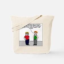 The tattoo Tote Bag