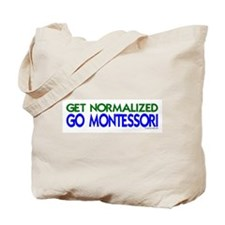 get normalized (g/bl) Tote Bag