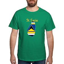St. Lucia T-Shirt