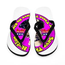 Save The Nation ~ Flip Flops