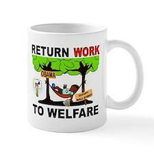 OBAMA VOTERS Mug