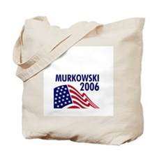 Murkowski 06 Tote Bag