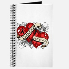 Melanoma Survivor Hearts Journal