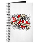Mesothelioma Survivor Hearts Journal
