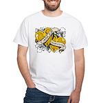 Neuroblastoma Survivor White T-Shirt