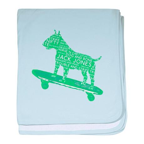 Vintage Lonon Slang Skateboarding Bull Terrier bab