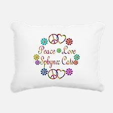 Sphynx Cats Rectangular Canvas Pillow