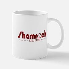 SHAMROCK LOGO 1 RED Mug