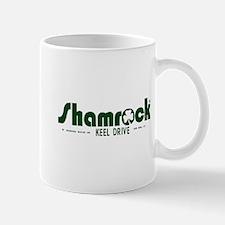 SHAMROCK LOGO 1 GREEN Mug