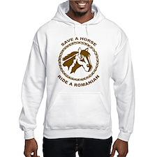 Ride A Romanian Hoodie