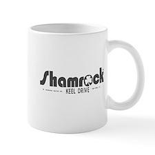 SHAMROCK LOGO 1 GRAY Mug