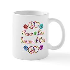 Savannah Cats Mug