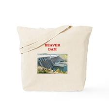 BEAVERDAM.png Tote Bag