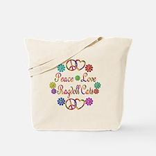 Ragdoll Cats Tote Bag