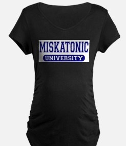 Miskatonic University Maternity T-Shirt