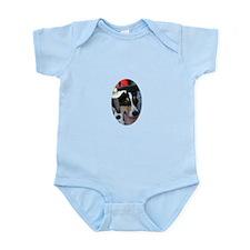 Leadership is Art Infant Bodysuit