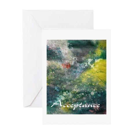 acceptance poster Inspirational Greeting