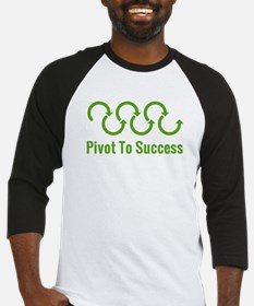 PivotToSuccess.fw Baseball Jersey