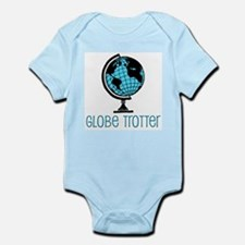 Globe Trotter Infant Creeper