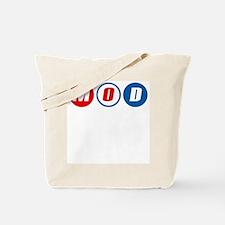 Modernist Mod Tote Bag