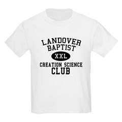 Creation Science Club Kids T-Shirt