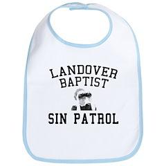 Sin Patrol Bib