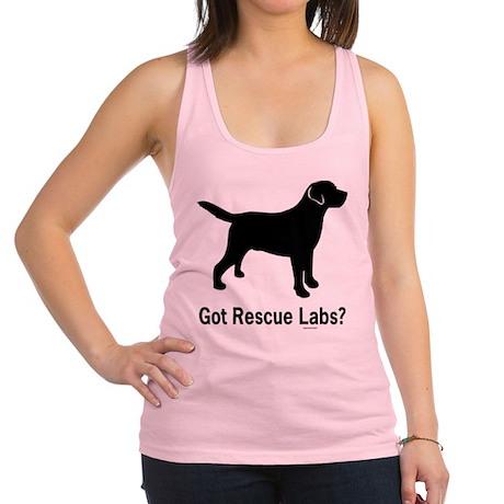Got Rescue Labs II Racerback Tank Top