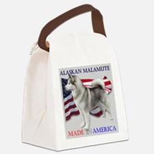 Made in America Canvas Lunch Bag