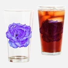 Wendy Purple Rose Drinking Glass