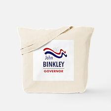 Binkley 06 Tote Bag