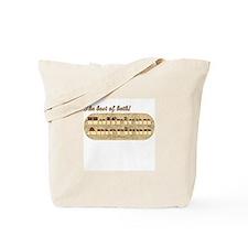 Halfrican- Best of Both Tote Bag