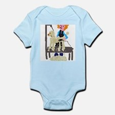 Groomer Infant Bodysuit
