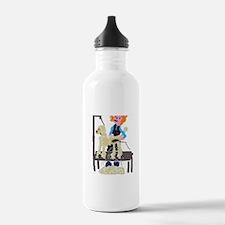 Groomer Water Bottle