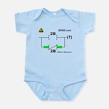 2Bnot2B Ladder Logic Infant Bodysuit