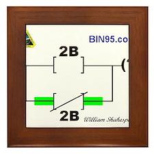 2Bnot2B Ladder Logic Framed Tile