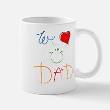 We Love you Dad Mug