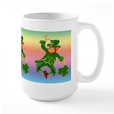 Leprechaun Morning Mug