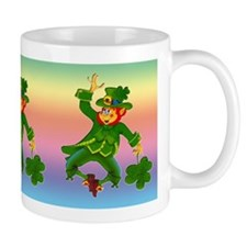 Leprechaun Morning Mug